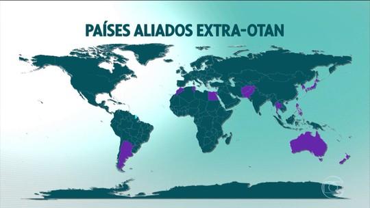 EUA classificam Brasil como aliado militar extra-Otan