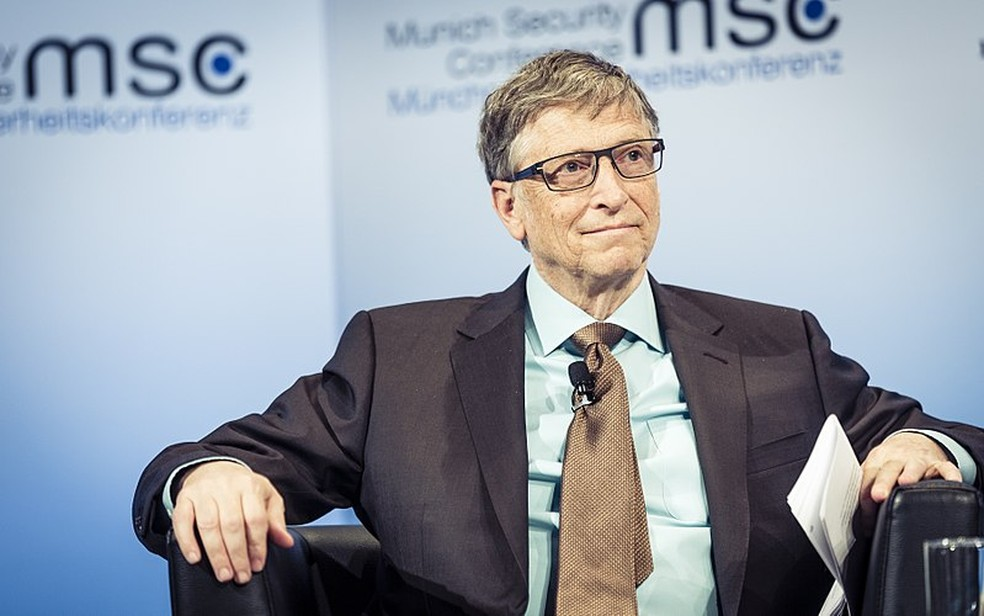 Bill Gates voltou a ser o homem mais rico do mundo — Foto: Divulgação