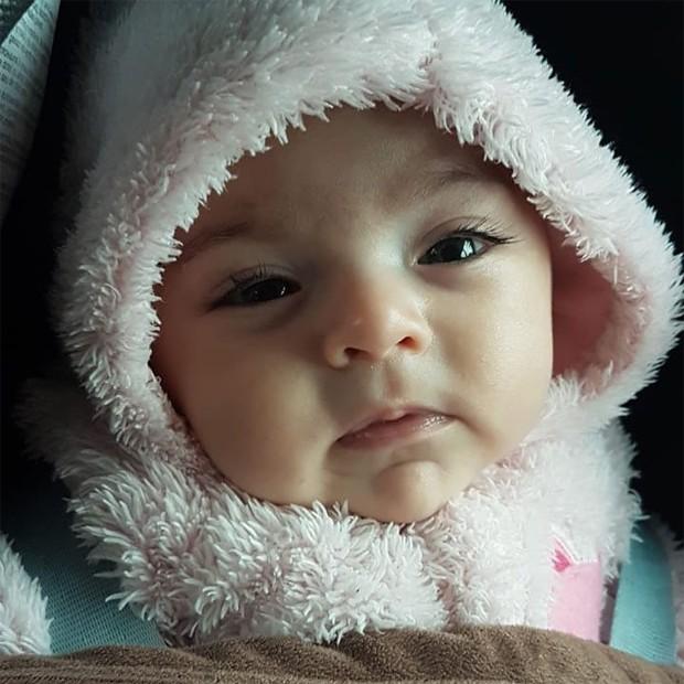 Mel, neta de Daniela Mercury (Foto: Reprodução/Instagram)