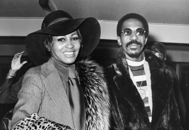 Tina e Ike Turner (Foto: Getty Images)