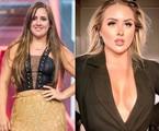 A mudança na aparência de Patrícia Leitte, do 'BBB' 19, sempre chama a atenção dos internautas | Reprodução