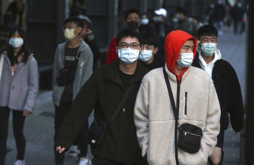 Taiwan registra primeira morte pelo  coronavírus