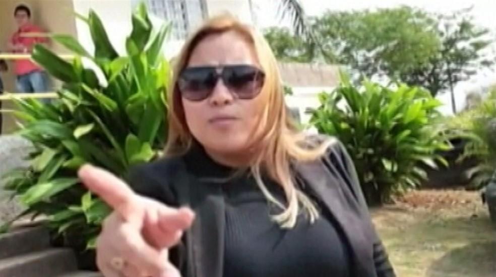 Glaucia Rodrigues Brasil Oliveira — Foto: Reprodução/TV Liberal