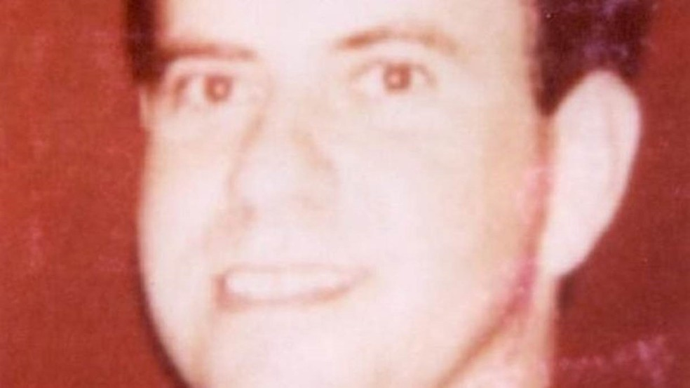 William Moldt tinha 40 anos quando desapareceu na Flórida em 1997 — Foto: National Missing And Unidentified Persons System/ BBC