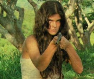 Cristiana Oliveira, a Juma Marruá da versão original de 'Pantanal' | Reprodução