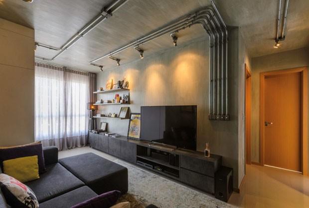 7 dicas de iluminação para a sala de estar e de TV (Foto:  )