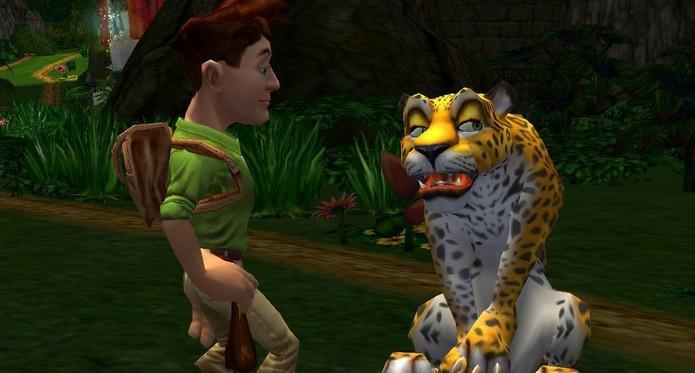 Pitfall do Xbox e PS2 (Foto: Reprodução/DumeeGames)