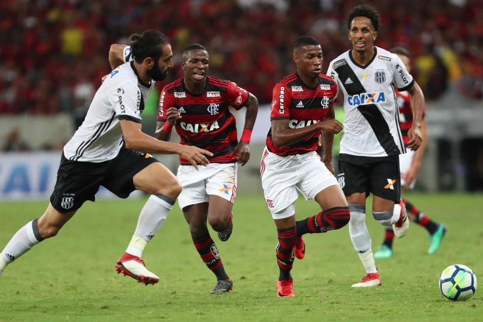 Jean Lucas Flamengo (Foto: Gilvan de Souza / Flamengo)
