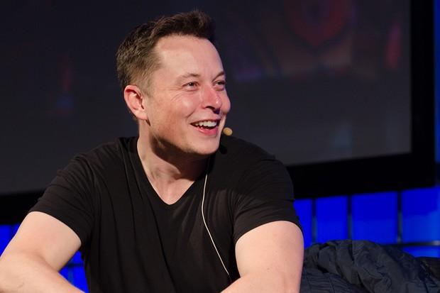Elon Musk, CEO da Tesla (Foto: Dan Taylor / Heisenberg Media)