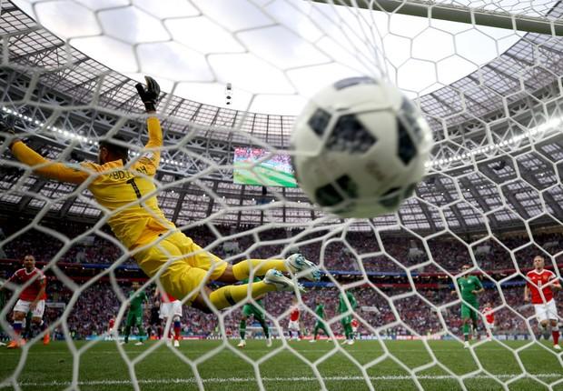 Copa do Mundo - Rússia x Arabia Saudita (Foto: Catherine Ivill/Getty Images)