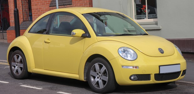 New Beetle 1ª geração  (Foto:  )