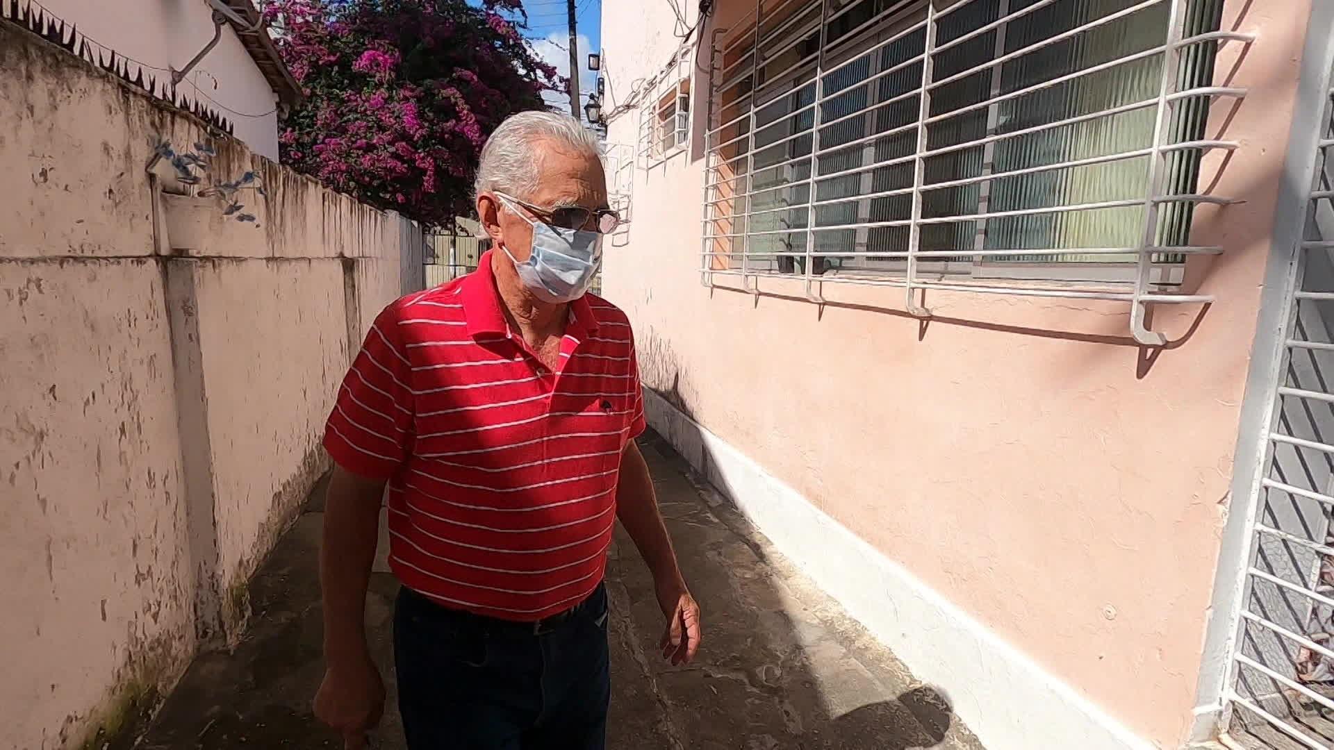 Dia do Médico: pacientes que se curaram da Covid-19 demonstram gratidão pela ajuda recebida durante a luta contra a doença