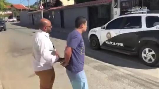 Polícia prende homem apontado como chefe do tráfico em comunidade de Arraial do Cabo, no RJ
