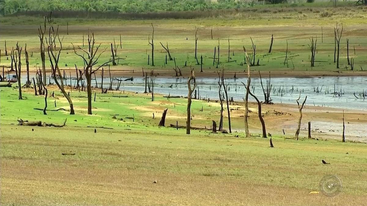 Reservatórios de hidrelétricas do noroeste paulista apresentam 9% da capacidade