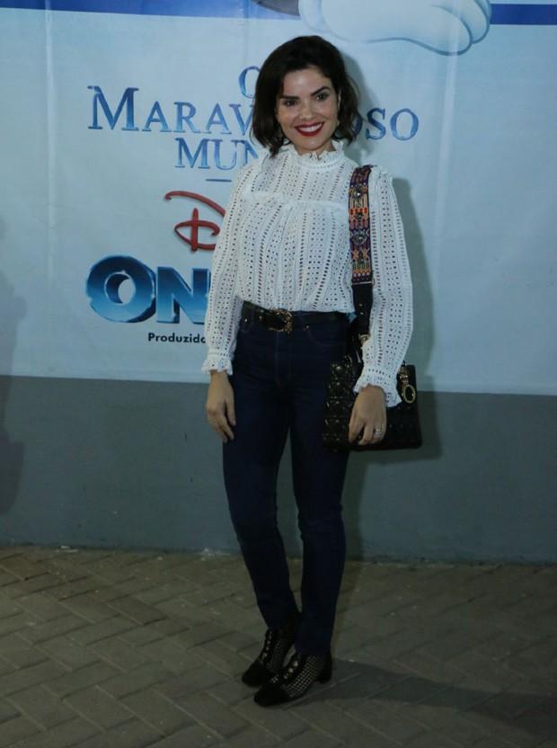 Vanessa Giácomo (Foto: Daniel Pinheiro/AgNews)