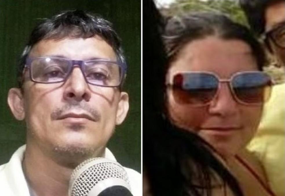 Irmã de radialista é assassinada no interior do Ceará (Foto: Arquivo pessoal)