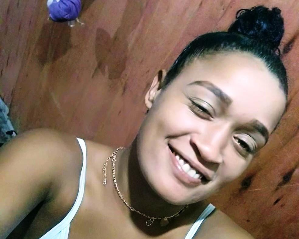 Joice Maria da Glória Rodrigues, de 25 anos, havia desaparecido em São Vicente, SP — Foto: Arquivo Pessoal