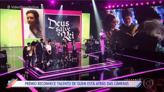 'Vídeo Show' acompanha bastidores do 'Prêmio Estúdios Globo'