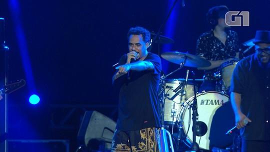 Planet Hemp toca 'Stab' no Festival de Verão