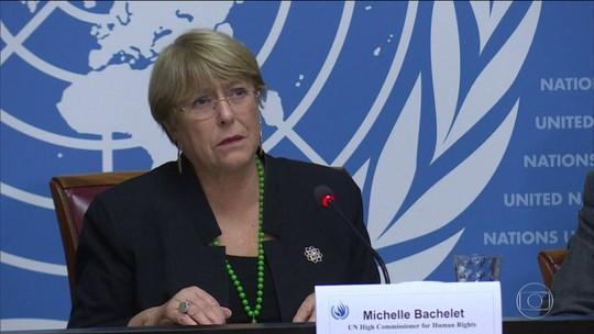 Declarações de Bolsonaro em resposta a Michelle Bachelet geram críticas
