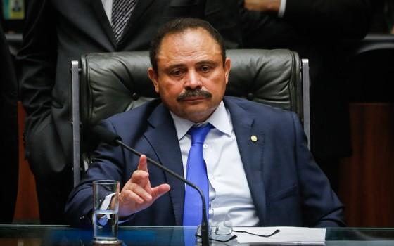 Waldir Maranhão ex presidente  interino da Câmara (Foto: Sérgio Lima/ÉPOCA)