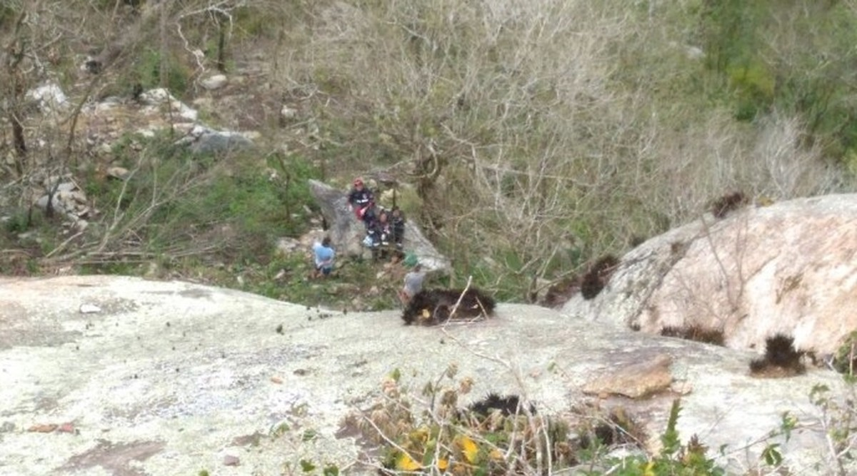 Mulher morre após cair da rampa do Pepê em Taquaritinga do Norte
