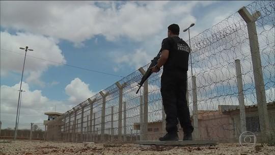 Governo endurece regras de visitação nos presídios federais