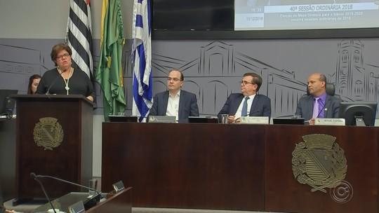 Câmara de Araçatuba elege presidente para os próximos dois anos