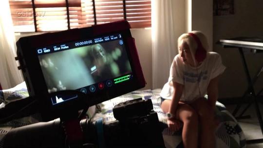 Clipe da Tina: confira vídeo e fotos dos bastidores de gravação