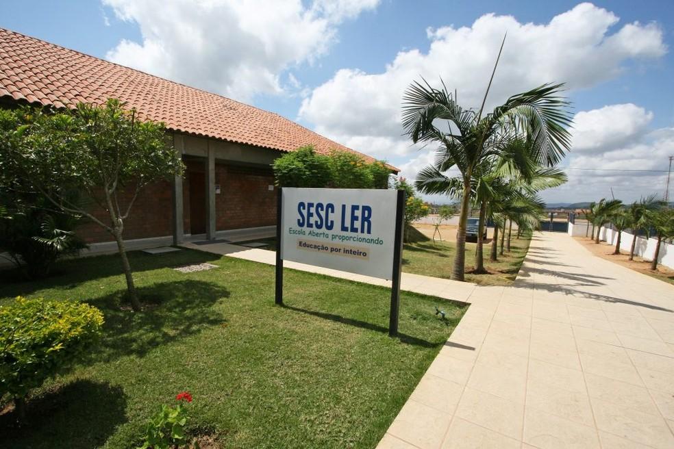 Sesc Ler Buique — Foto: Assessoria/Divulgação