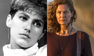 Patricia Pillar viveu Ana Cláudia, filha de Rafaela (Marília Pêra). O trabalho mais recente da atriz foi na série 'Onde nascem os fortes' | Arquivo TV Globo - Estevam Avellar