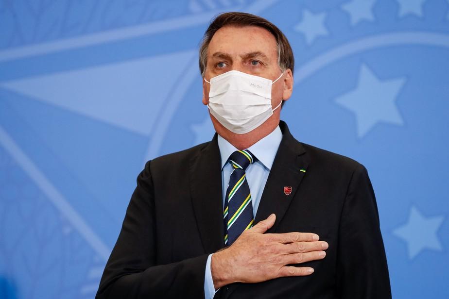 Bolsonaro faz exames para detectar se tem covid-19 | Política ...
