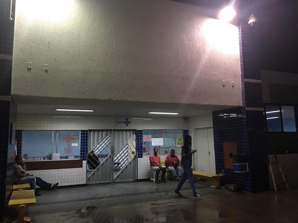 Outras vítimas do acidente foram levadas para o Hospital Geral Roberto Santos — Foto: Alan Oliveira/G1
