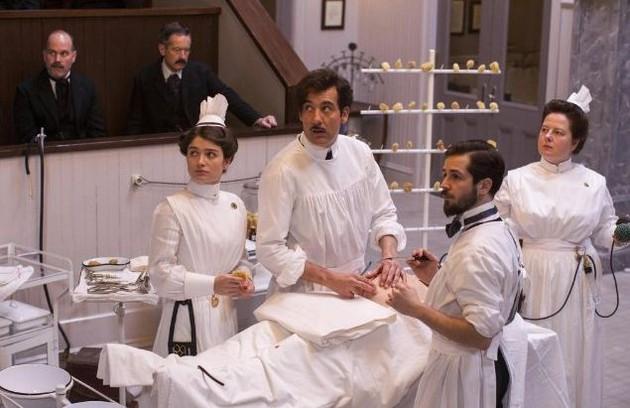 """""""The knick"""": Clive Owen interpretando um médico na virada do século XIX para o XX  (Foto: Divulgação)"""