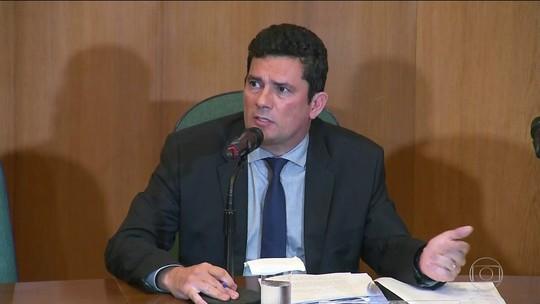 Moro diz que não era próximo de Bolsonaro e recebeu sondagem para ministério 5 dias antes do 2º turno