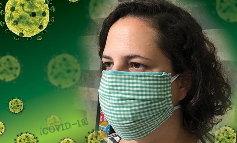 Coronavírus: UFSC divulga manual para produção de máscaras faciais caseiras