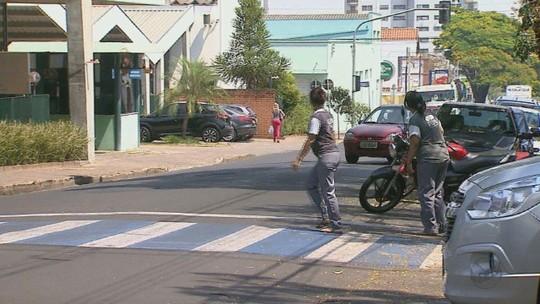 Série especial mostra os desafios dos pedestres nas ruas da região