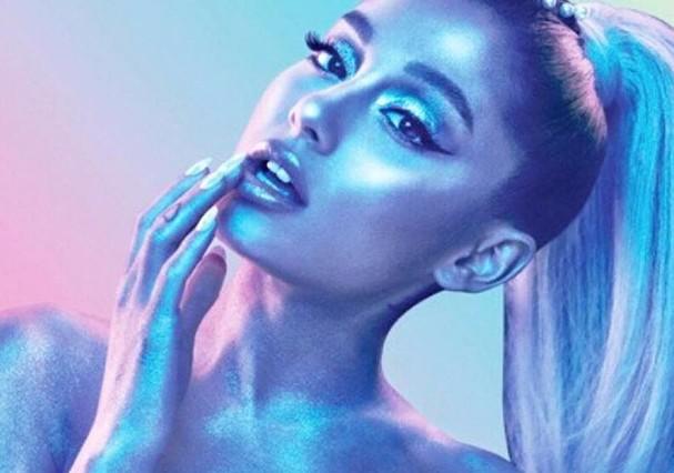 Novo perfume de Ariana Grande (Foto: Divulgação)
