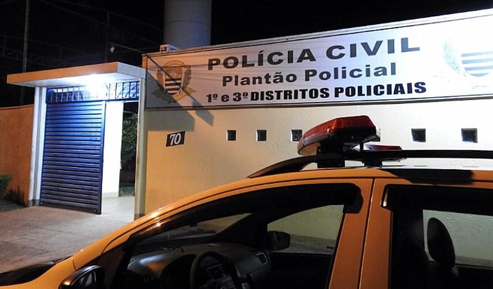 Ocorrência foi registrada no Plantão Policial de Araraquara — Foto: Walter Strozzi/ACidade ON/Araraquara
