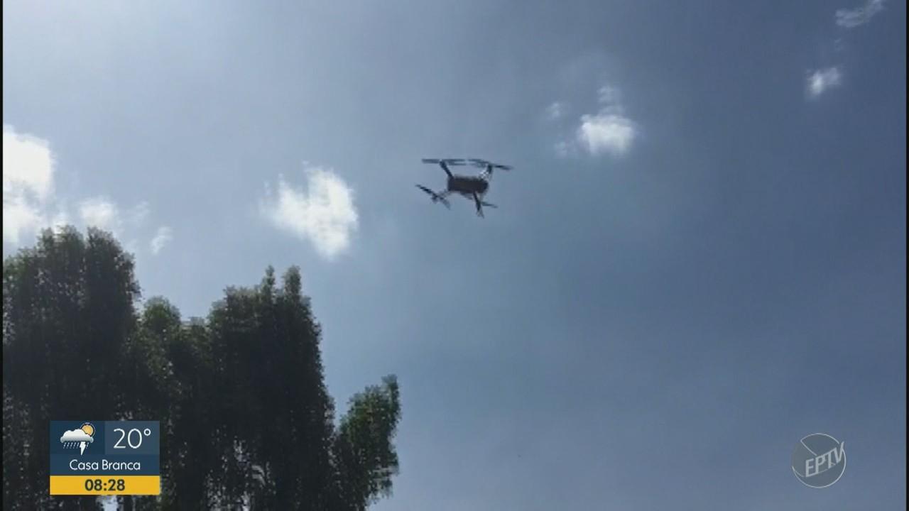 Polícia Federal utilizará drones para reforçar a segurança nas eleições 2020