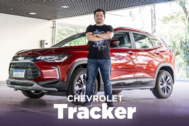 Vídeo: Chevrolet Tracker (Foto: Autoesporte)