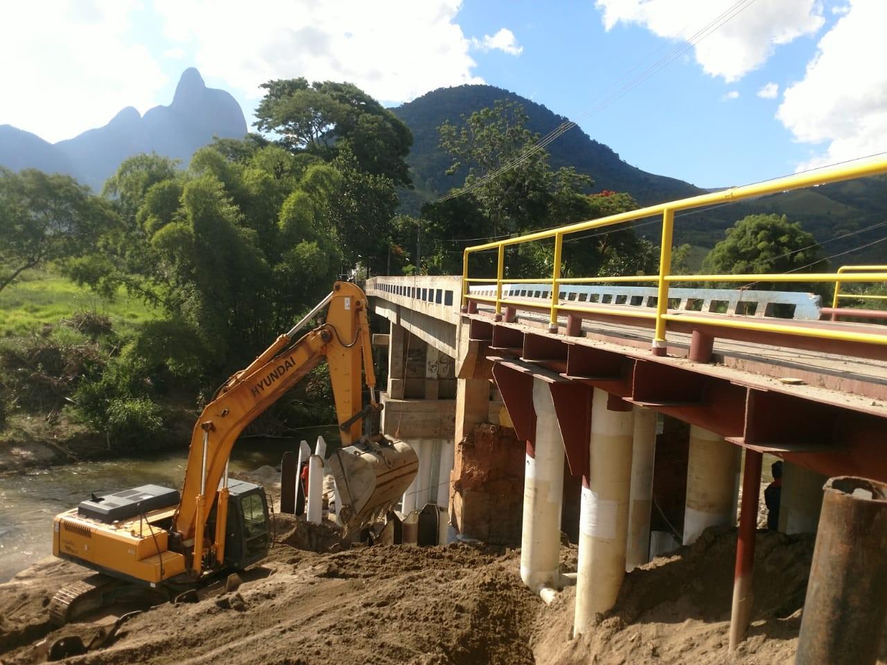 Ponte de Trapiche, em Macaé, RJ, será interditada para conclusão de obras nesta terça  - Noticias