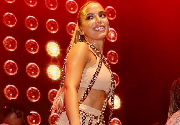 Cantora vai comandar 'Anitta entrou no grupo' (Foto: Manuela Scarpa/Brazil News)