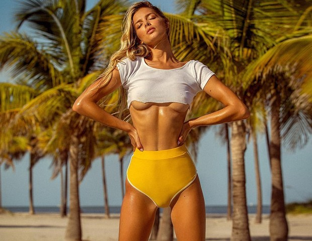 Danielle Knudson (Foto: Reprodução Instagram)