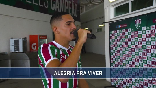 Ganso e Gilberto empatam na disputa do Futeokê do Fluminense