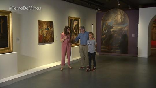 Exposição 'São Francisco na Arte de Mestres Italianos' apresenta pinturas renomadas em BH