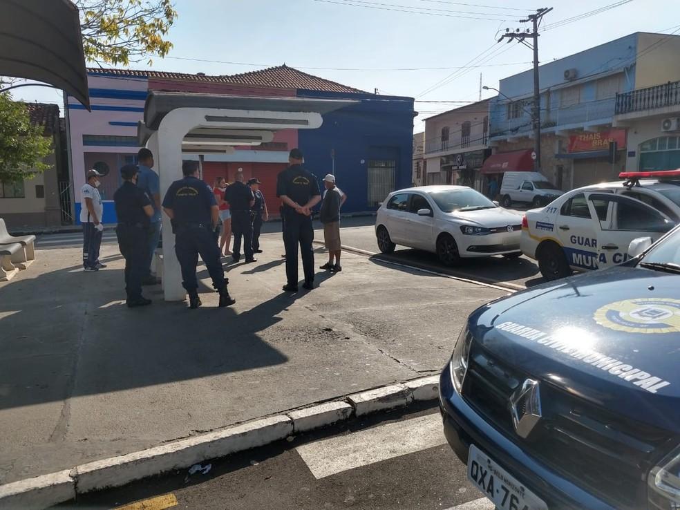 Caso foi registrado em Porto Feliz — Foto: Divulgação