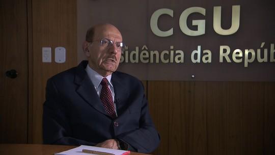'Não me assusto com mais nada', diz ministro-chefe da CGU