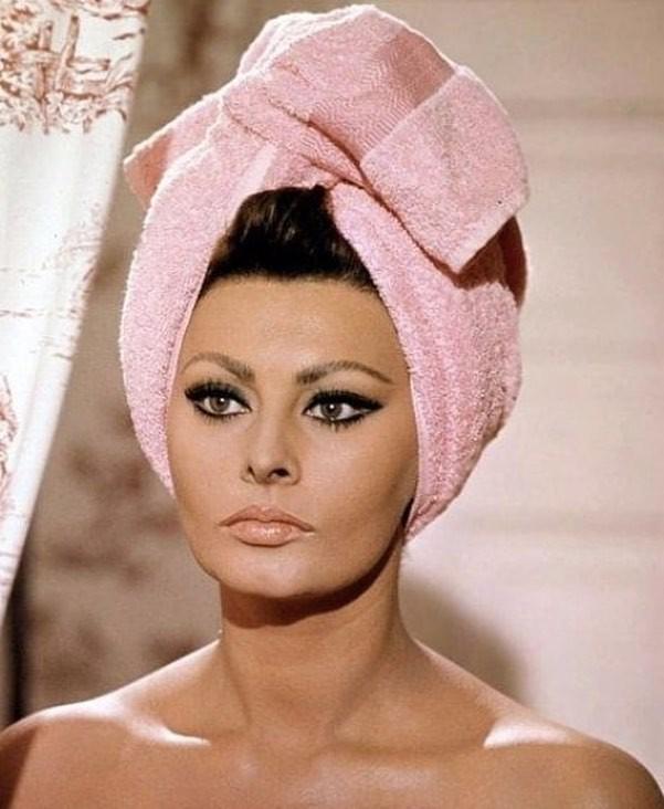 Sophia Loren (Foto: Reprodução)