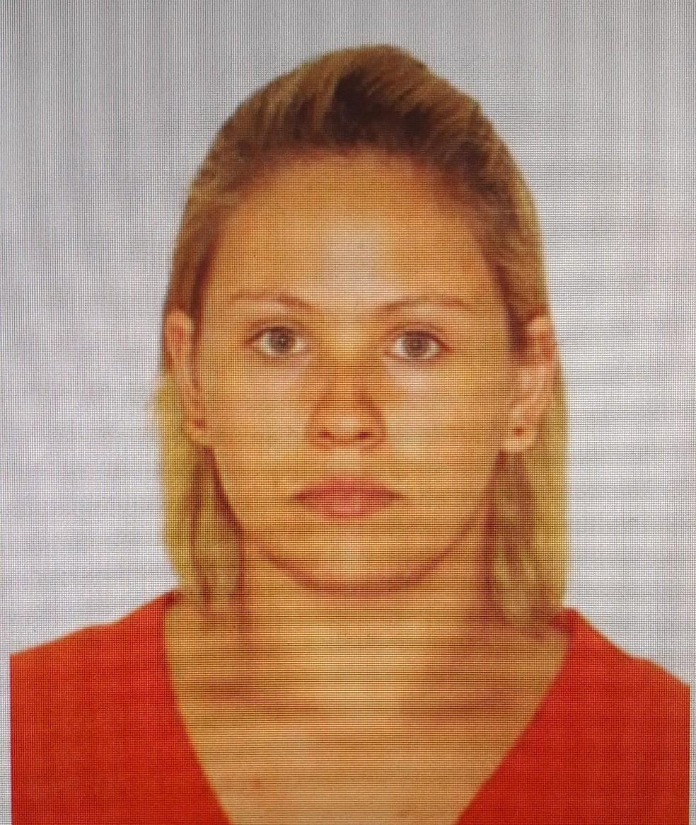 Vítima se chamava Luciele da Rosa Ferreira, de 25 anos.  — Foto: Arquivo pessoal